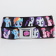 BUCKLE-DOWN My Little Pony Faces Buckle Belt