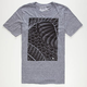HURLEY Cropper Mens T-Shirt