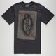 HURLEY Queen Mary Mens T-Shirt