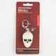 KIKKERLAND LED Skull Keychain