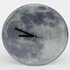 KIKKERLAND Clair De Lune Moonlight Clock