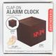 KIKKERLAND Clap-On Alarm Clock