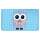 KIKKERLAND Owl Bath Mat