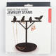 KIKKERLAND Bird Is the Word Jewelry Stand