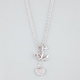 FULL TILT Anchor & Heart Necklace