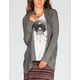 FULL TILT Essential Womens Wrap Sweater