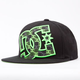 DC SHOES The Rules Mens Hat