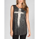 EYESHADOW Cross Womens Tee