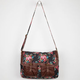 Floral Messenger Bag