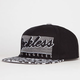 YOUNG & RECKLESS Vintage Cheetah Mens Snapback Hat