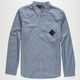 US VERSUS THEM Riot Mens Chambray Shirt