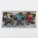 FRED & FRIENDS Undead Fred Zombie Cookie Cutters