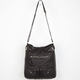 T-SHIRT & JEANS 2 Pocket Front Zip Hobo Bag