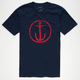 CAPTAIN FIN Original Anchor Mens T-Shirt