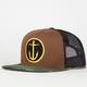 CAPTAIN FIN Trucker Of Anchor Mens Trucker Hat