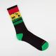 SKYLINE SOCKS Hawaii Mens Crew Socks
