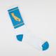 SKYLINE SOCKS Los Angeles Mens Crew Socks