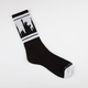 SKYLINE SOCKS New York Mens Crew Socks