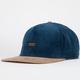 WESC Corduroy Mens Strapback Hat
