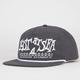 LOST El Capitan Snapback Hat