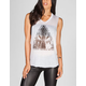 FULL TILT Wild Spirits Womens Muscle Tank