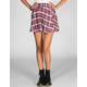 FULL TILT Plaid Skater Skirt