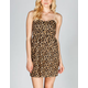 ALI & KRIS Cheetah Print Dress
