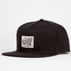 CROOKS & CASTLES Castle Up Mens Snapback Hat
