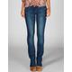 YMI Womens Slim Bootcut Jeans