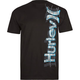 HURLEY Tracers Mens T-Shirt