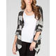 FULL TILT Womens Hooded Cardigan