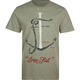 IRON FIST Anchors Away Mens T-Shirt