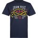 IRON FIST USA Mens T-Shirt