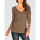 OTHERS FOLLOW Win It Womens Thermal Shirt