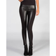 JACK BY BB DAKOTA Del Mar Womens Faux Leather Pants