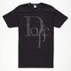 DOPE Crocodile Avenue Mens T-Shirt