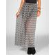 H.I.P. Mesh Maxi Skirt