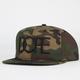 DOPE Logo Mens Snapback Hat