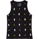 BLUE CROWN Mr. Roboto Boys Tank