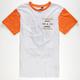 VANGUARD Hoops & Dreams Mens T-Shirt