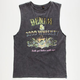 VANGUARD Denim & Whiskey Mens Muscle Tee