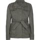 FULL TILT Girls Military Trench Coat