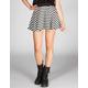 Full TILT Stripe Skater Skirt