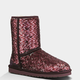 UGG Classic Short Sparkles Womens Boots