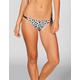 HURLEY Leopard Bikini Bottoms