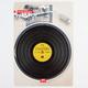 Vinyl Pot Coaster