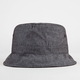 BLUE CROWN Chambray Mens Bucket Hat