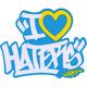 DGK I Love Haters Sticker