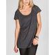 FULL TILT Essential Womens Hi Low Tee