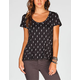 VANS St. Albans Womens Open Back Tee